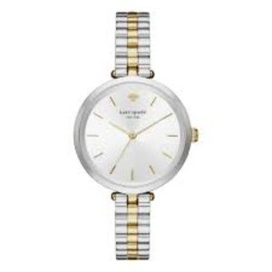 Kate Space Holland Two-Tone Watch